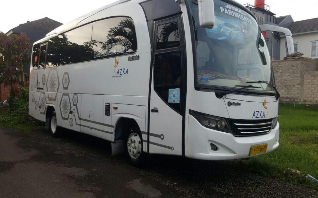 Sewa Bus Medium di Bandung