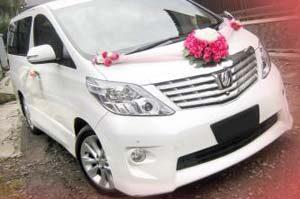 sewa mobil pengantin bandung